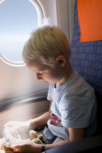 Reise-Knigge Flugzeug