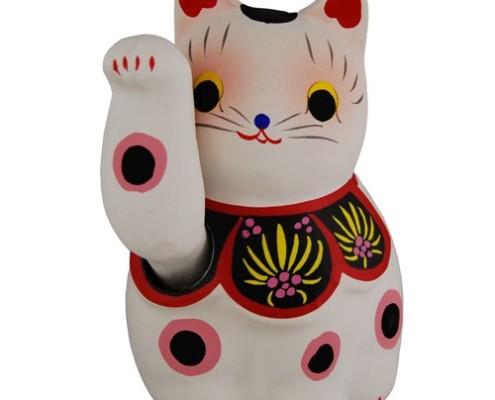 Grüßen - Lucky Cat