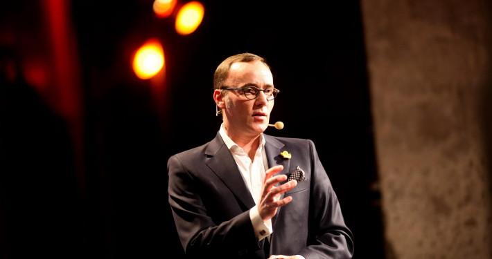 Jan Schaumann - Vortrag